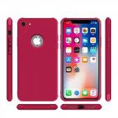Apple iPhone 8 Kılıf Zore Neva Silikon-8