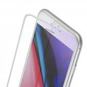 Apple iPhone 8 Plus Baseus Full-Screen Curved Anti-Blue Light Tempered Glass EKRAN KORUYUCU CAM-12