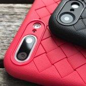 Apple iPhone 8 Plus Kılıf Zore Cross Silikon-2