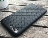 Apple iPhone 8 Plus Kılıf Zore Cross Silikon-6