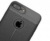 Apple iPhone 8 Plus Kılıf Zore Niss Silikon-2
