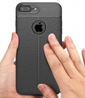 Apple iPhone 8 Plus Kılıf Zore Niss Silikon-4