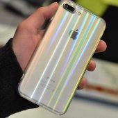 Apple iPhone 8 Plus Kılıf Zore Rainbow Kapak-4