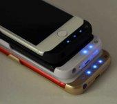 Apple iPhone 8 Şarjlı Kılıf Harici Batarya POWERBANK-5