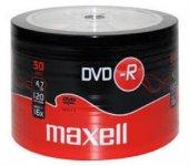Maxell Dvd R 4,7gb 120min 16x 50li Shrink