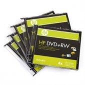 Hp Dvd+rw 4.7gb 120mın 1 4x 10lu Rulo
