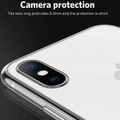 Apple iPhone X Kılıf Zore Les Silikon-7