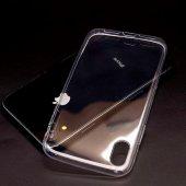 Apple iPhone Xr 6.1 Kılıf Zore Ultra İnce Silikon Kapak 0.2 mm-6
