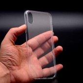 Apple iPhone Xr 6.1 Kılıf Zore Ultra İnce Silikon Kapak 0.2 mm-8
