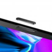 Apple iPhone XS 5.8 Baseus Full-Screen Curved Tempered Glass Screen Protector EKRAN KORUYUCU CAM-6