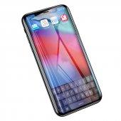 Apple iPhone XS Max 6.5 Baseus 0.2mm All-Screen Arc-Surface Tempered Glass EKRAN KORUYUCU CAM-3