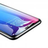 Apple iPhone XS Max 6.5 Baseus 0.2mm All-Screen Arc-Surface Tempered Glass EKRAN KORUYUCU CAM-4