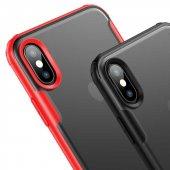 Apple iPhone XS Max 6.5 Kılıf Zore Volks Silikon-4