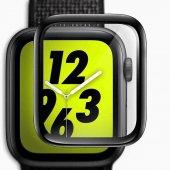 Apple Watch 38mm Zore 3D Full Yapışkanlı Cam Ekran Koruyucu-4
