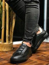 Chekich CH011 ST Erkek Ayakkabı SİYAH-2