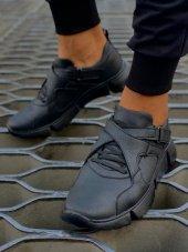 Chekich CH071 ST Erkek Ayakkabı SİYAH-3