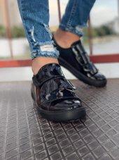 Chekich CH007 Rugan ST Erkek Ayakkabı SİYAH