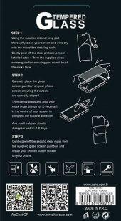 Asus Zenfone 3 Max ZC520TL Zore Temperli Cam Ekran Koruyucu-2