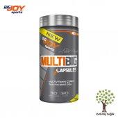 Bigjoy Sports Multibig Multivitamin 90 Kapsül