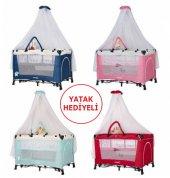 Crystal Baby 428 Astana Park Yatak 70x110cm (Yatak Hediyeli)