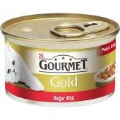 Purina Gourmet Gold (5+1) 6 Al 5 Öde Sığır Etli...