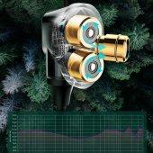 Baseus Encok H10 Dual Dynamic Wired Headset KULAKLIK UNİVERSAL KULAKLIK SAMSUNG HUAWEİ XİAOMİ OPPO-4