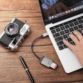 Baseus Enjoy Series Type-C to SDTF Card Reader Hub Adapter-7