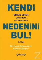 Kendi Nedenini Bul (2. Kitap) Simon Sinek,david...