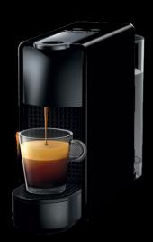 Nespresso C30 Essenza Mini Black Kapsüllü Kahve Makinesi
