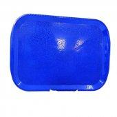 Plastik Tepsi 20*30 Mavi