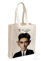 Franz Kafka Karikatür Aforizma Bez Çanta