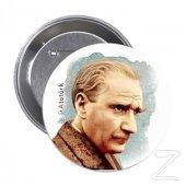 Atatürk 3 Rozet