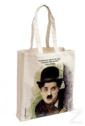 Charlie Chaplin Aforizma Bez Çanta