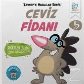 Ceviz Fidanı - Zeynepe Masallar Serisi 5/Alp Türkbiner