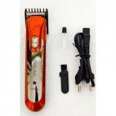 Dearling Rf-607 Şarjlı Saç-Sakal Traş Makinesi-2