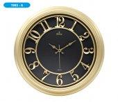 Galaxy 1963 A Premium Kabartma Rakamlı Duvar Saati