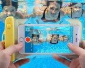 Su Geçirmez Telefon Kılıfı Universal-4