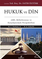 Hukuk Ve Din (Ciltli) W. Cole Durham,b. G....