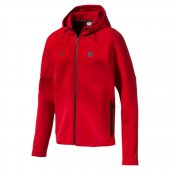 Puma Ferrari Hooded Sweat Erkek Ceket 59540202