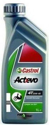 Motor Yağı Castrol Act Evo 4t 20w40 1lt