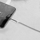 Benks D21 Magnetic Cable Type-C MANYETİK MIKNATISLI ŞARJ DATA KABLOSU SAMSUNG HUAWEİ XİAOMİ ŞARJ-3
