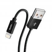 Benks M07 MFI Lightning Cable 1.2m İPHONE HIZLI ŞARJ DATA KABLOSU-7