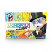 Hasbro Monopoly Millennials Board E4989 Kutulu...