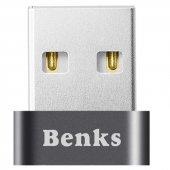 Benks U33 Usb 2.0 To Type-C Adapter