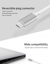Benks Usb 3.1 Type-C to HDMI Adapter-7