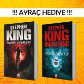 Hayaletin Garip Huyları+uyuyan Güzeller Stephen King Set