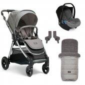 Mamas Papas Armadillo Flip Xt 3 Winter Set Bebek Arabası Skyline Grey