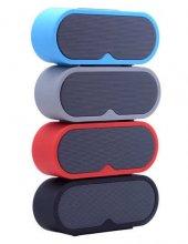 G205 Bluetooth Speaker HOPARLÖR USB SD HAFIZA KARTI ÇALAR-2