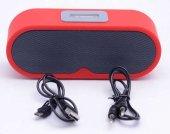 G205 Bluetooth Speaker HOPARLÖR USB SD HAFIZA KARTI ÇALAR-6