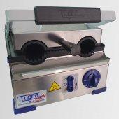 Tuğra Te 7850 8 Dilim İkili Döküm Elektrikli Dürüm Tost Makinası (Temizleme Fırçası Hediyeli)